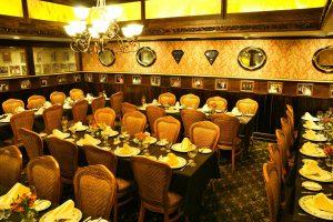 Christini's dining room