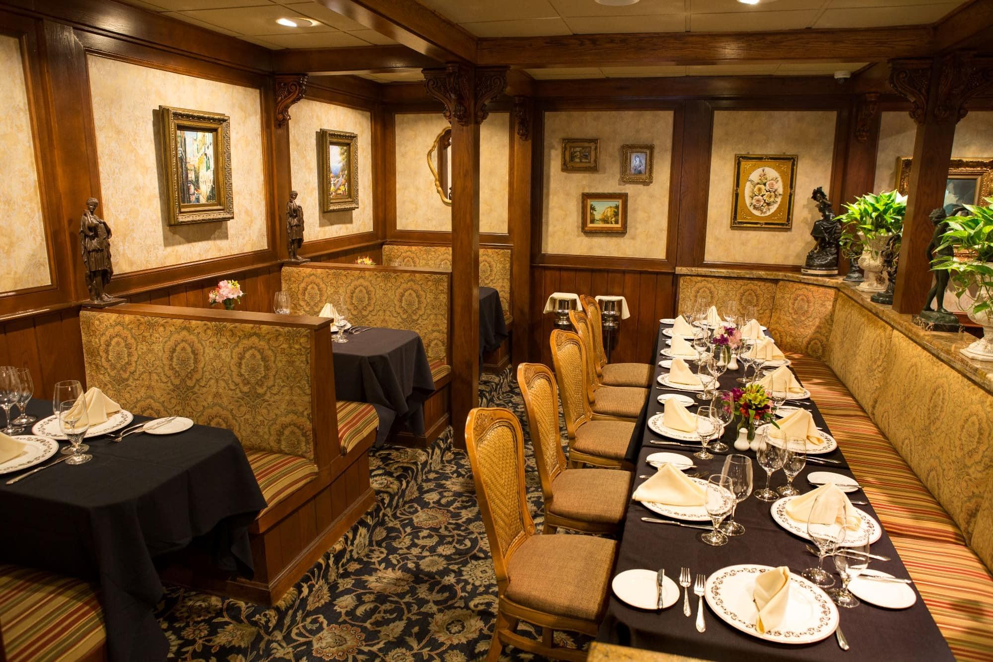 Best Italian Restaurant In Orlando Christini S Ristorante Italiano Fine Dining