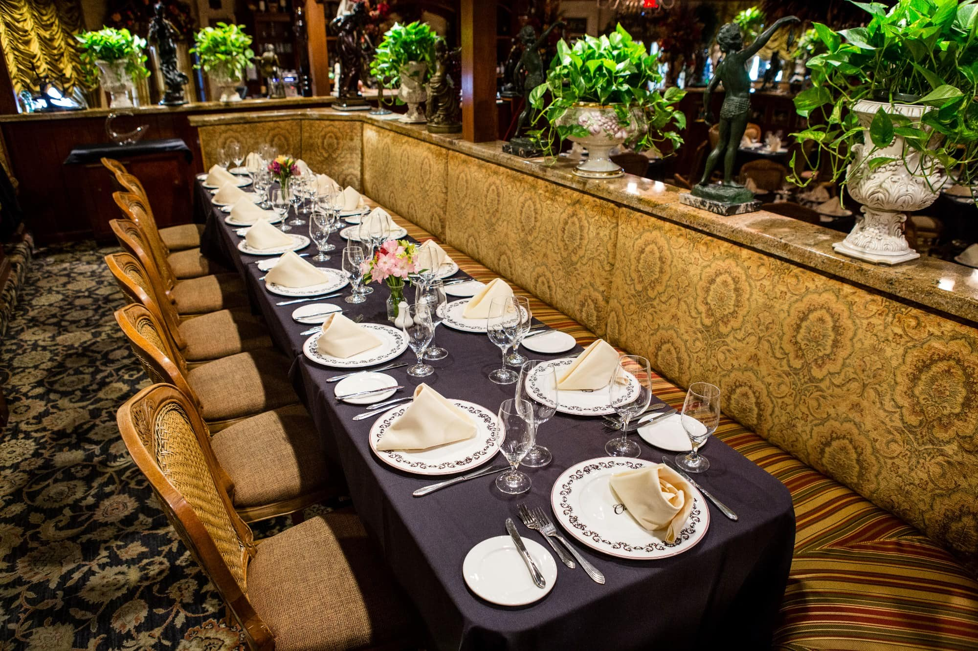private dining 14