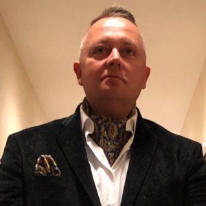 Entertainer Dariusz Grabowski
